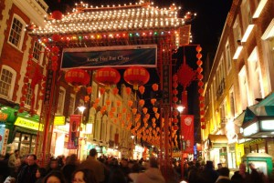 Chinatown - Weekend a Londra